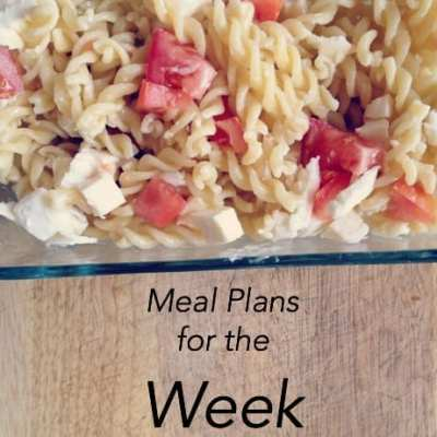 Meal Planning is My DOWNFALL {i suck at it} {{help me}}