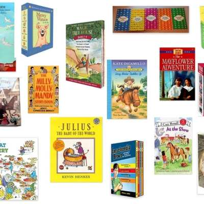 Books for 1-3rd graders that we love