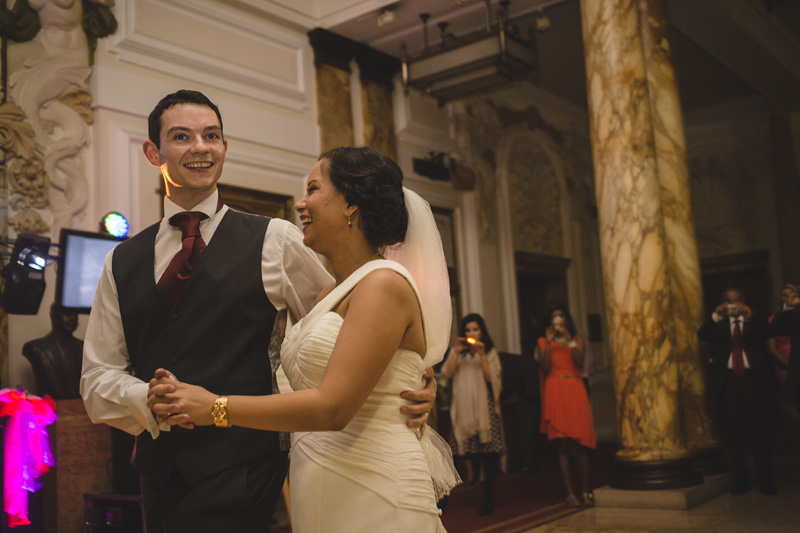 Cardiff City Hall Wedding by Whole Picture Weddings