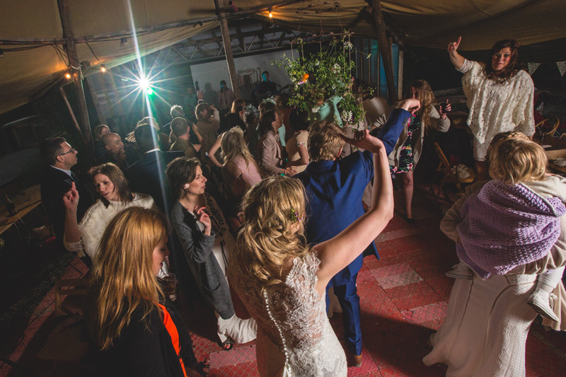 Tipi wedding by Whole Picture Weddings