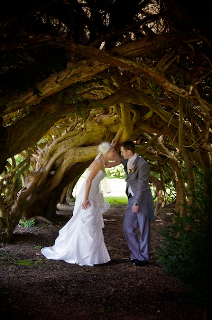 Rhiannon and Sebastian – The Fig Tree, Dryslwyn and Aberglasney