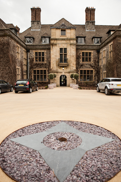 Llangoed Hall by Whole Picture Weddings
