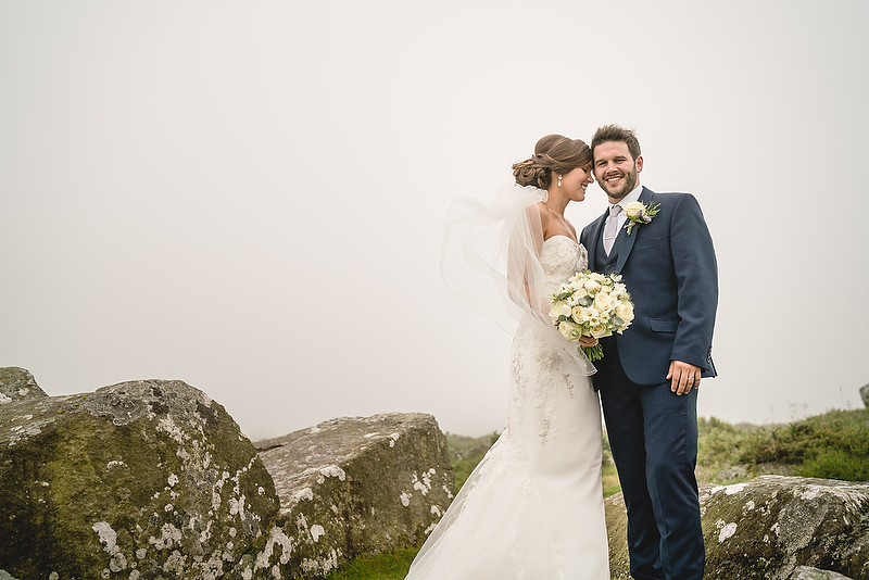Gwen & Trystan's Tipi Wedding in the Preseli Mountains