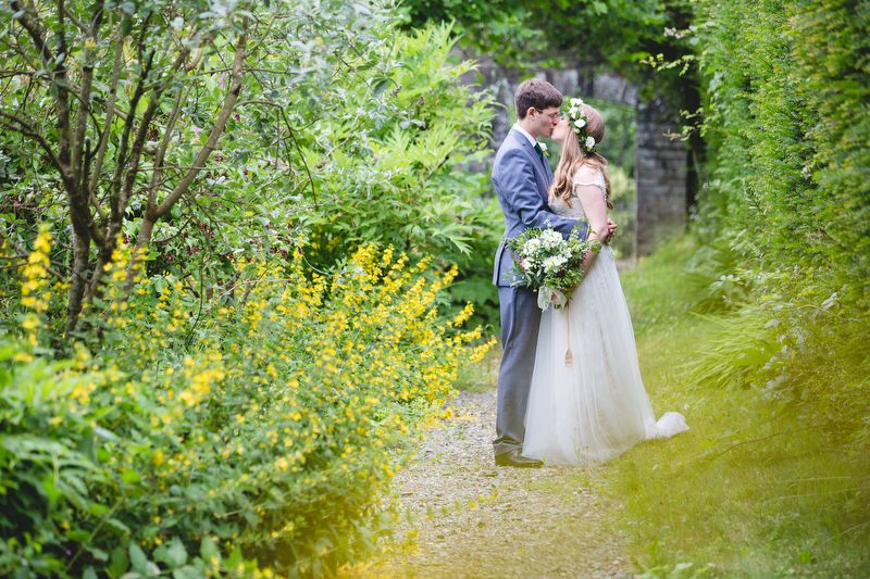 wedding photography Rhosygilwen Wales