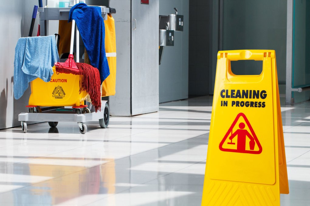 Professional Office Cleaning Services