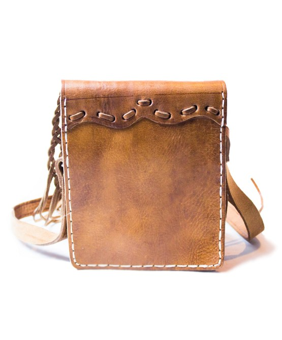 leather Saddle bag LP16LB-mb-2639