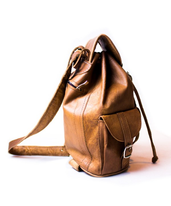 leather backpack LP30LB-bp-2590
