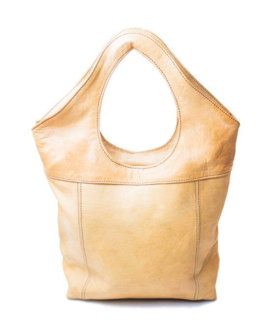 leather Hobo handbag-0