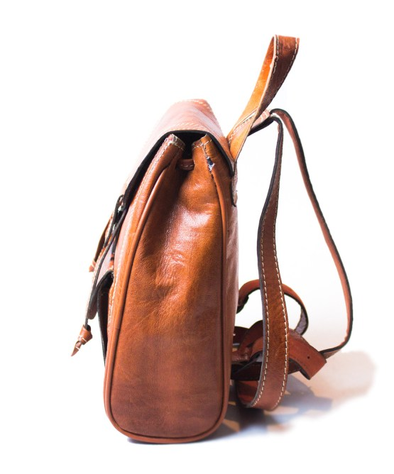 leather backpack LP08LB-bp-2578