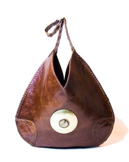 leather Hobo handbag LP24LB-hb-0