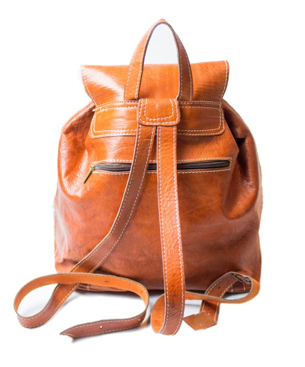 leather backpack LP12LB-bp-2583
