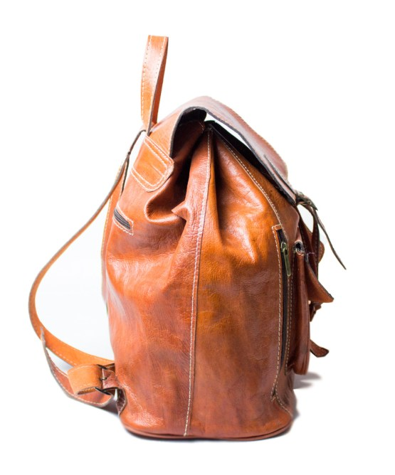 leather backpack LP12LB-bp-2584