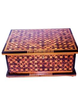 Square wood box SWJB-05-0
