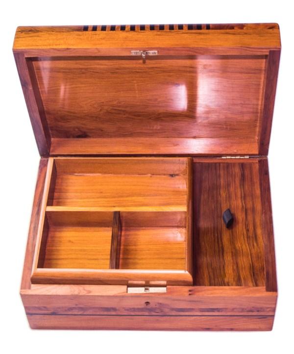 Square wood box SWJB-10-2809