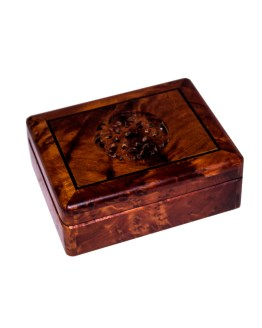 Square wood box SWJB-23-0