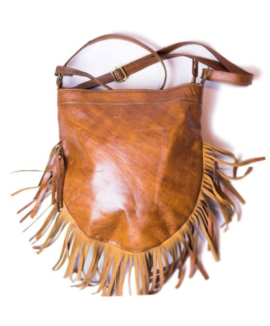 leather Saddle bag LP27LB-sb-2658