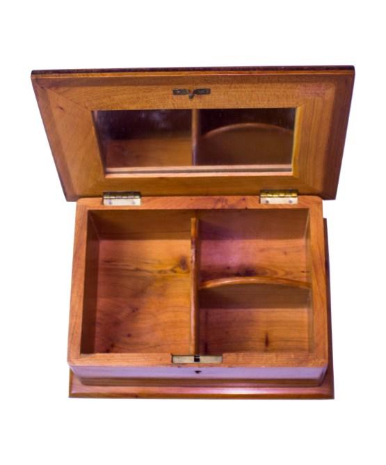 Square wood box SWJB-13-2818