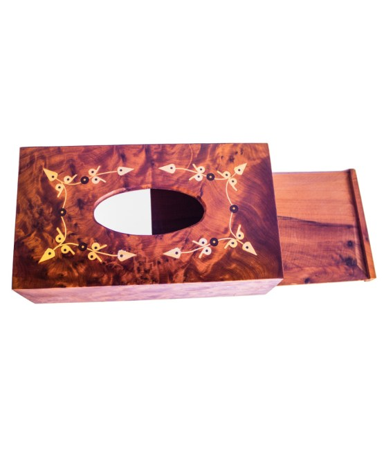 wood Tissue Box WJTB-08-2880