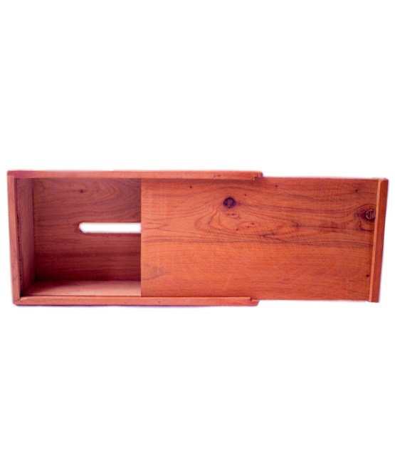 wood Tissue Box WJTB-03-2861