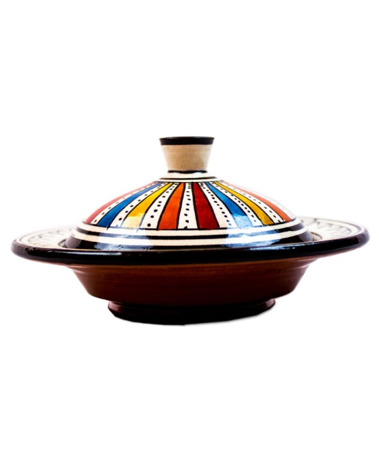 Moroccan serving tagine CP-06ST-3122