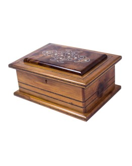 Square wood box SWJB-13-0