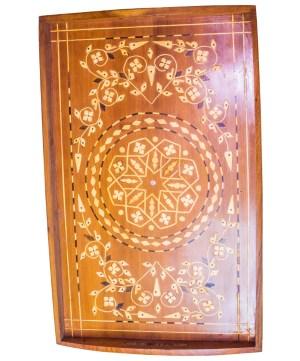 Tray of Thuya wood WP-08WT-0
