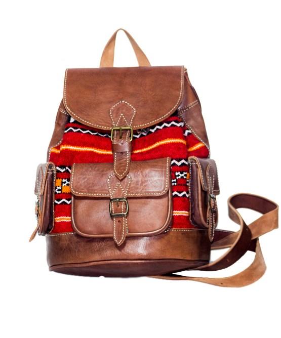 leather backpack Bag LP41LB-bp-0