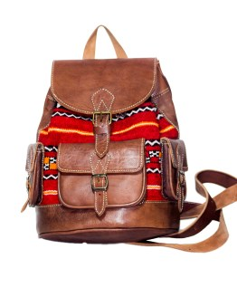 leather backpack Bag LP41LB-bp-0