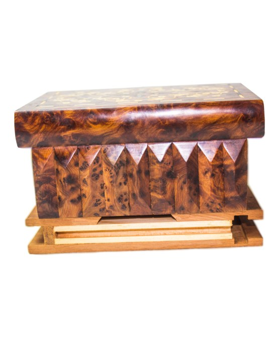 Thuya Wood Mystery Box TW07MB-3316