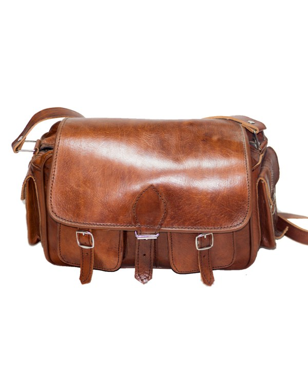 handmade leather Bowler bag-0