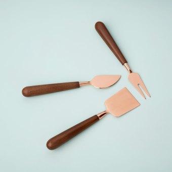 Teak Natural Shaped Spoon