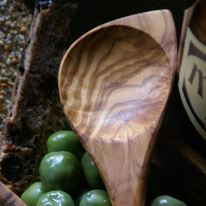 Olive Wood Baking Spoon