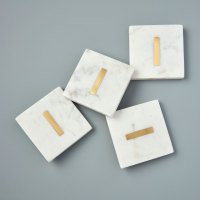 Be-Home_White-Marble-and-Gold-Monogram-Coasters-Set-of-4-I_580-207