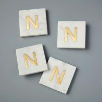 Be-Home_White-Marble-and-Gold-Monogram-Coasters-Set-of-4-N_580-212