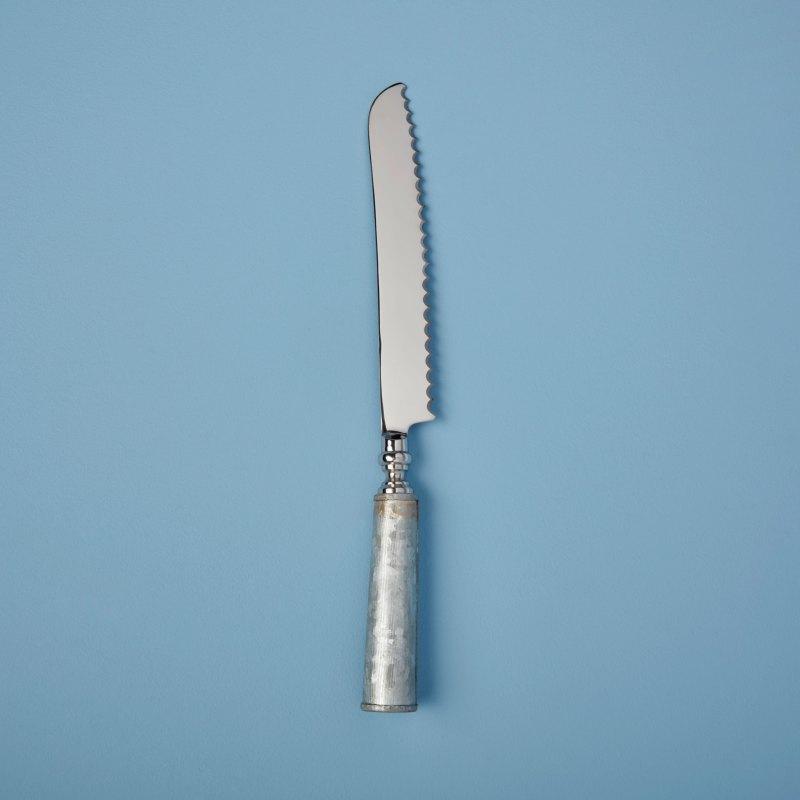 GI & Stainless Bread Knife