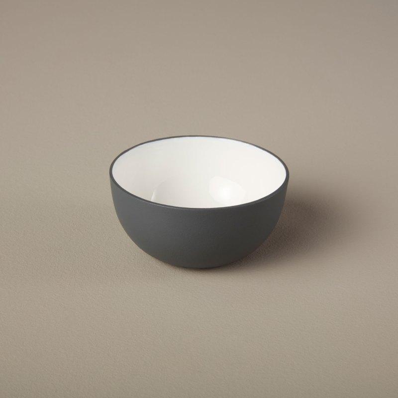 Aluminum & Enamel Bowl Mini