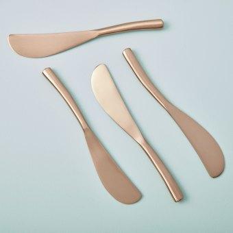 Rosé Stirring Spoons, Set of 4