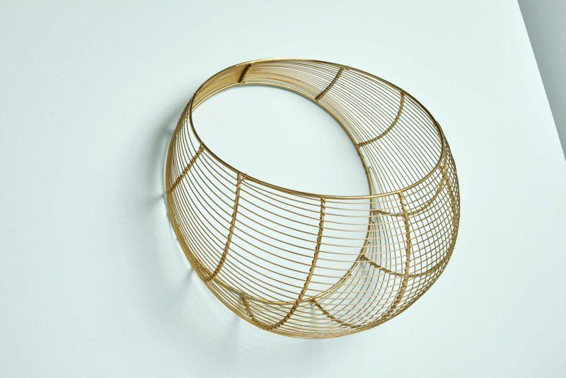 Full Circle Wall Hanging Basket