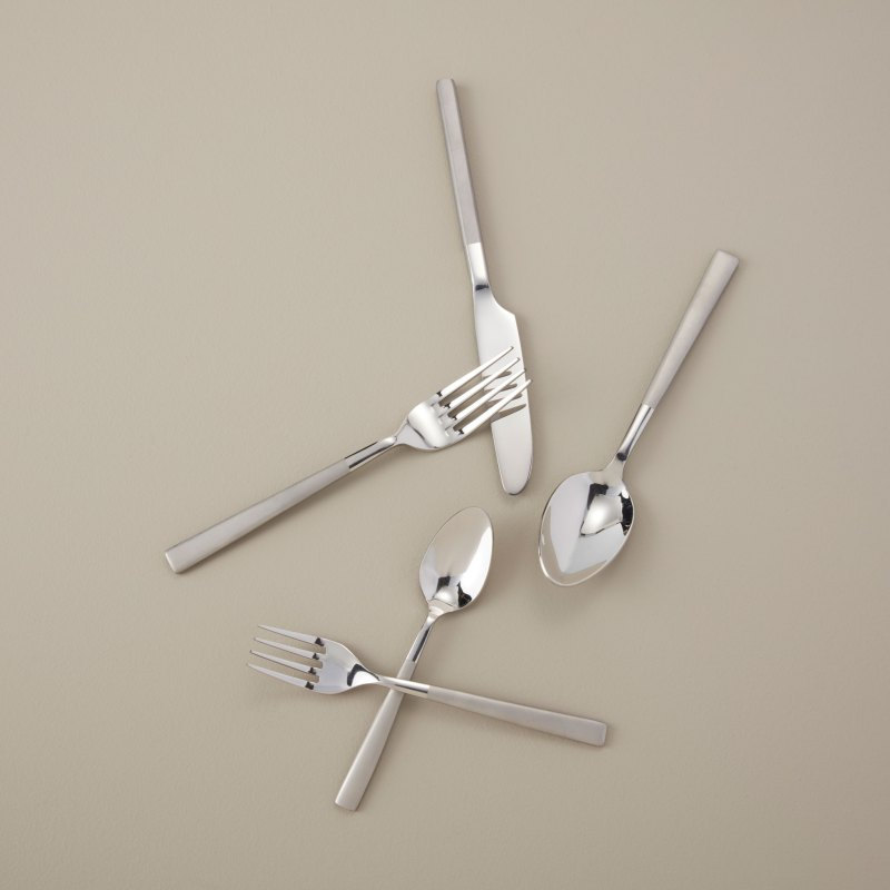 Frost & Shine Stainless Flatware Set