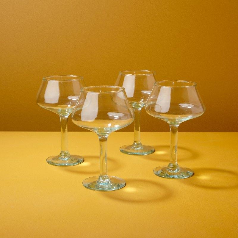 Recycled Margarita Glass
