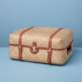 Seagrass Storage Trunk, Large
