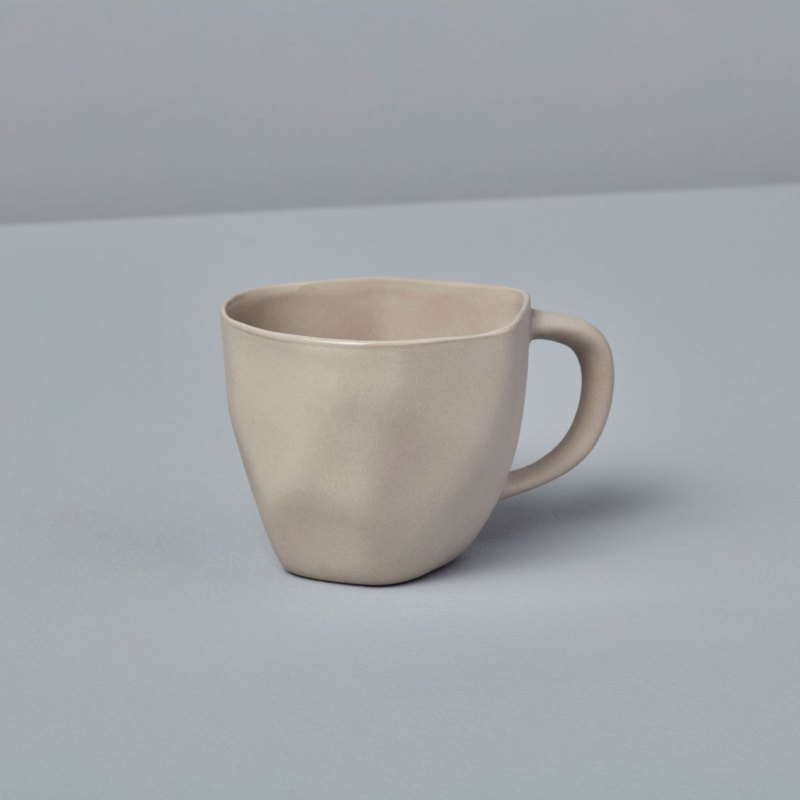 Stoneware Demitasse Cup Sterling