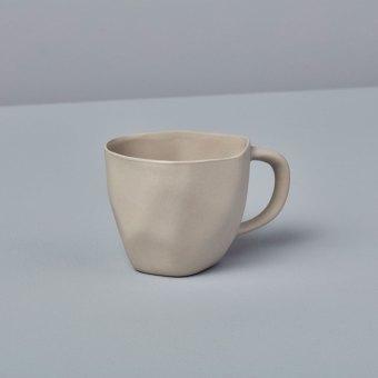 Stoneware Demitasse Cup Slate