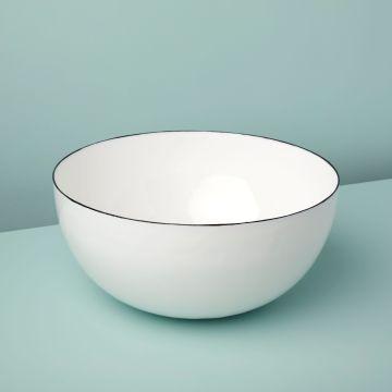 Outline Enamel Bowl