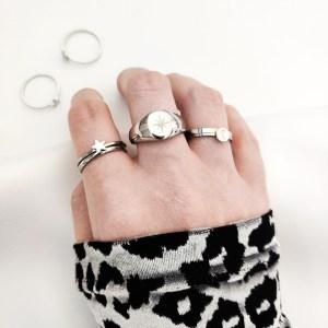 Ring basic round