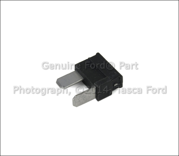 New Oem Black Blade Type Perpendicular Diode Ford Lincoln