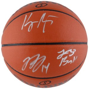 Autographed Los Angeles Lakers Lonzo Ball