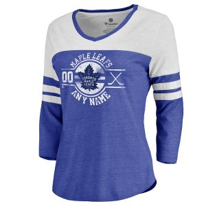 Women's Toronto Maple Leafs Branded Royal Personal cheap Henrik Lundqvist third jersey