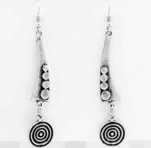 Silver wholesale earrings. Wholesale jewellery Australia.