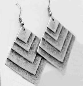 Wholesale earrings. Part of the empire jewellery collection.